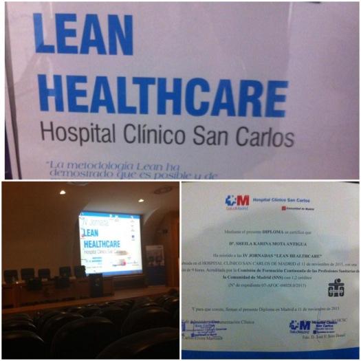 Jornadas de Lean Healthcare